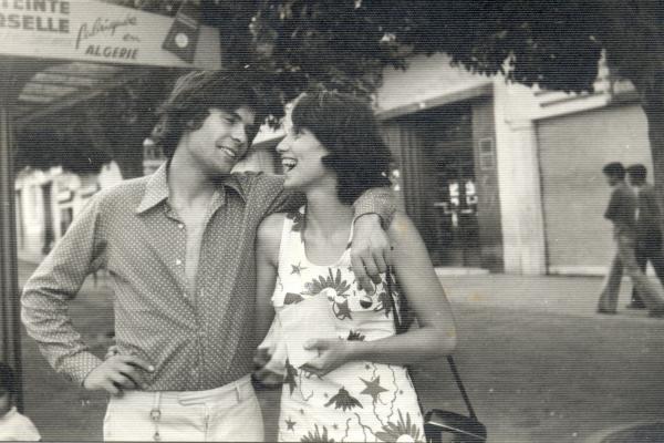 robert gildea  anne et bennard victorri 1970 paris